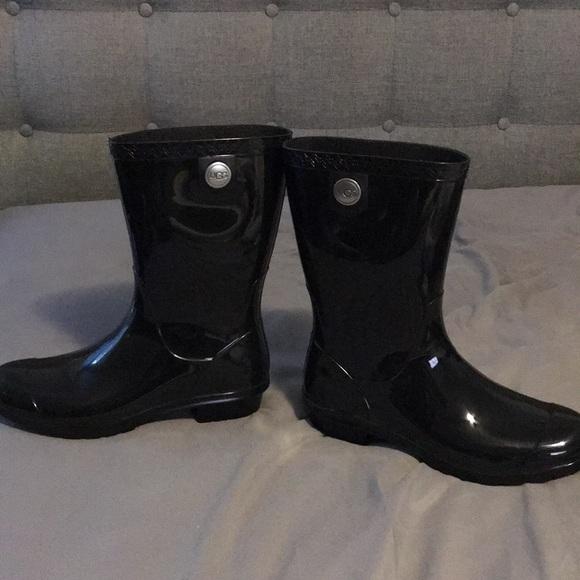 37fb2f30280 Women's Ugg Short Rain boot